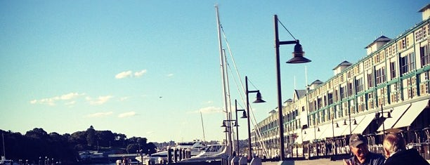 Woolloomooloo Finger Wharf is one of Best of Sydney.