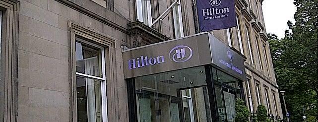 Hilton Edinburgh Grosvenor is one of Edinburgh.