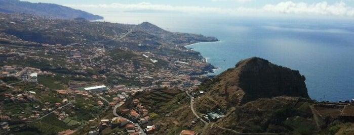 Cabo Girão is one of Madeira.