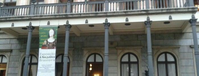 Museu da República (Palácio do Catete) is one of Rio de Janeiro's best places ever #4sqCities.