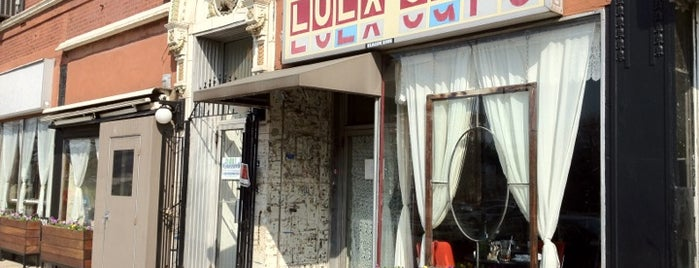 Lula Café is one of Chicago trip 2018.