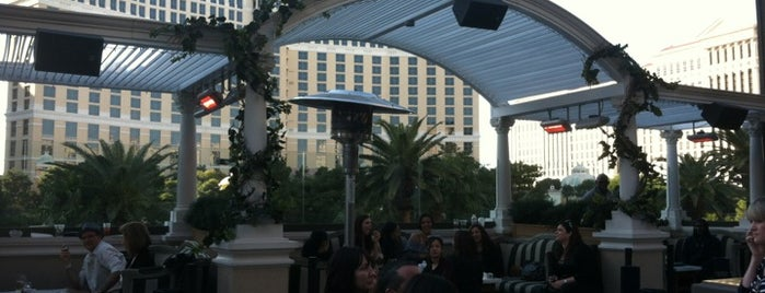 Chateau Beer Garden is one of Great Vegas Views.