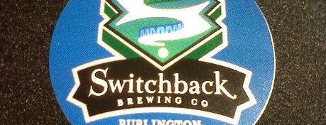 The Tap Room at Switchback Brewing Company is one of Best Breweries in the World.
