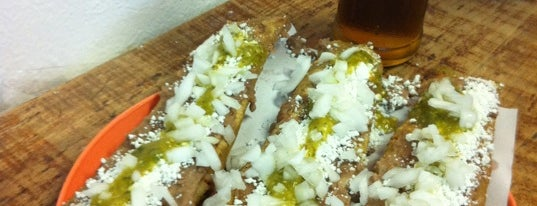 Tlacoyos is one of Lugares favoritos de Ana Luisa.
