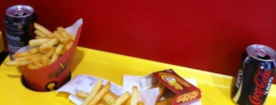 De Clercq is one of Où manger les meilleures frites de Paris ?.