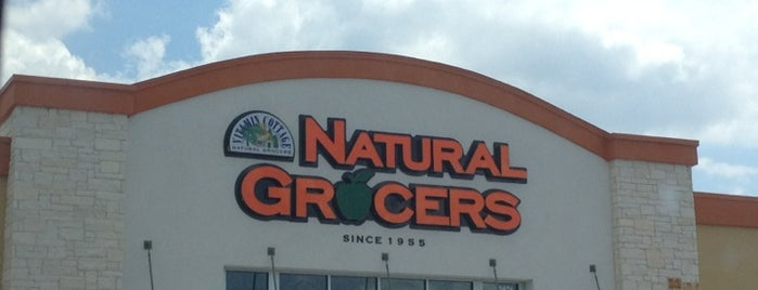 Natural Grocers is one of Orte, die Alisha gefallen.