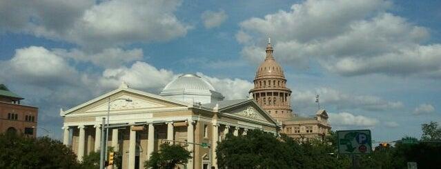 First United Methodist Church is one of Austin.