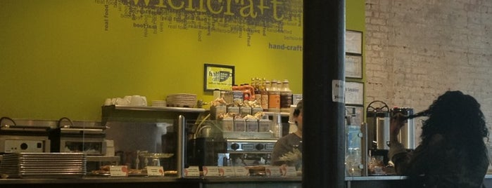 'Wichcraft - Tribeca is one of where am i gonna eat lunch today?.
