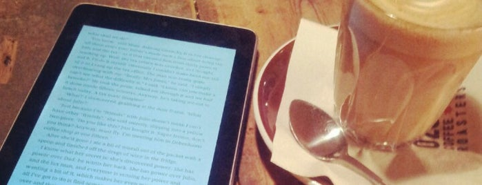 Ozone Coffee Roasters is one of London Freelancers Dream.