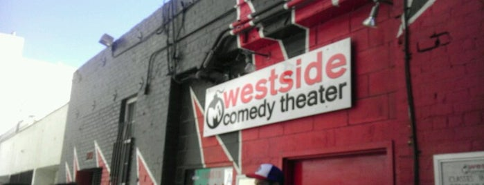 M.i.'s Westside Comedy Theater is one of LA.
