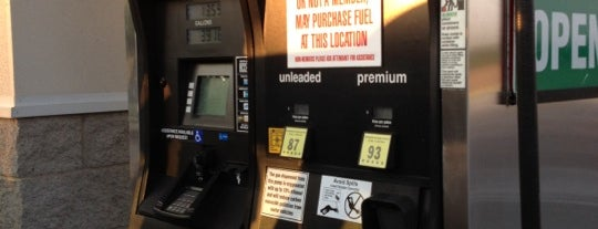 Costco Gasoline is one of Tempat yang Disukai Kevin.