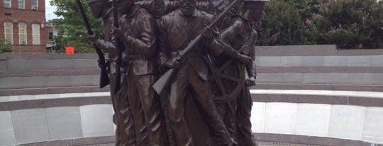 African American Civil War Memorial is one of Trips / Washington, DC.