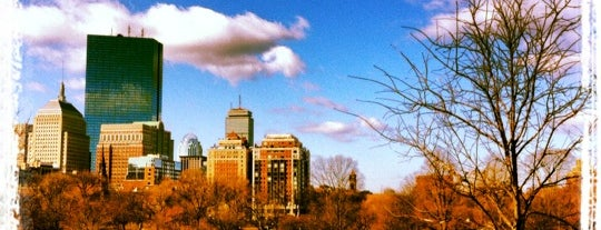 Boston Common is one of Boston Must Do.