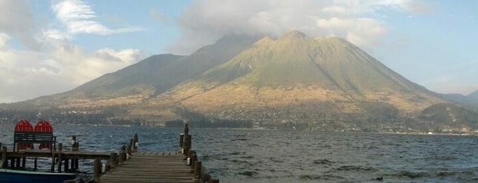 Lago San Pablo is one of Ecuador.
