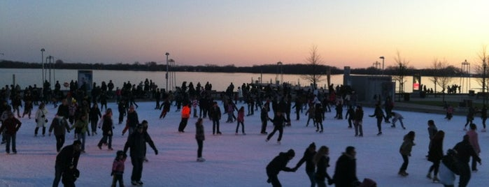 Natrel Pond/Rink is one of Dates.