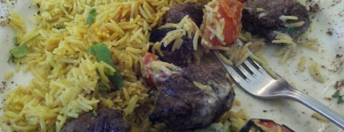 Afghan Grill Restaurant & Lounge is one of 50 Best Restaurants in Dallas -- 2013 edition.