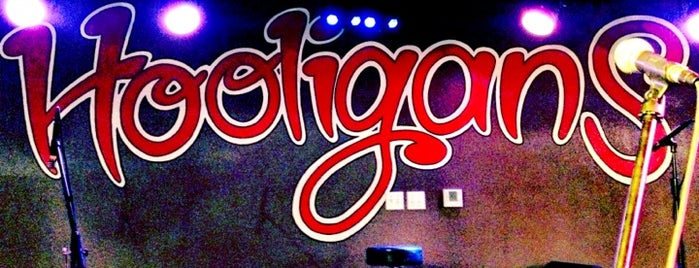 Hooligans is one of Must-visit Nightclubs / Bars in Albuquerque.