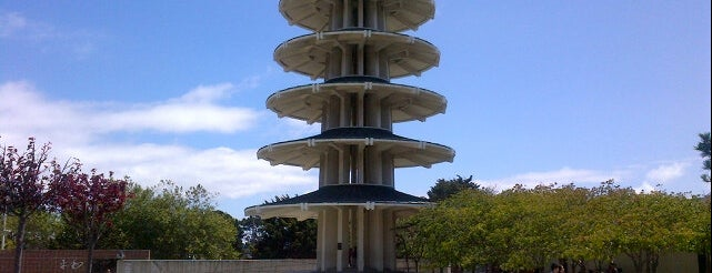 Japantown is one of San Francisco!.