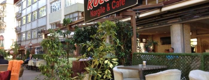 Kulluk Nargile&Cafe is one of Istanbul Shesha.