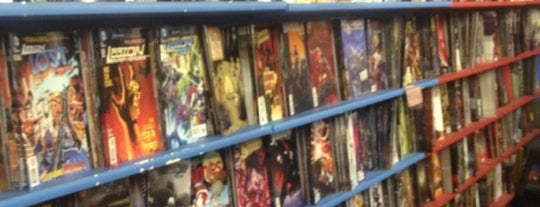 Atomic City Comics is one of 100 Things to Do in Philly.