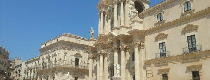 Ortigia is one of Grand Tour de Sicilia.