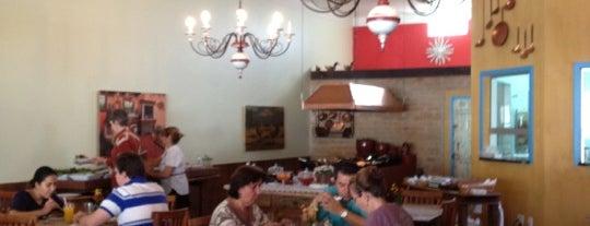 Restaurante e Café Maria Quica is one of Bruno 님이 좋아한 장소.