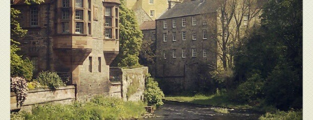 Water of Leith Walkway is one of Places to visit in Edinburgh.