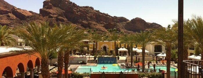 Omni Scottsdale Resort & Spa at Montelucia is one of AZ.