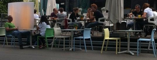 Kunsthalle Wien is one of Must-visit Cafés in Vienna.