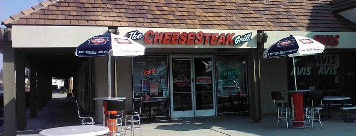 The Cheesesteak grill is one of Oceanside.