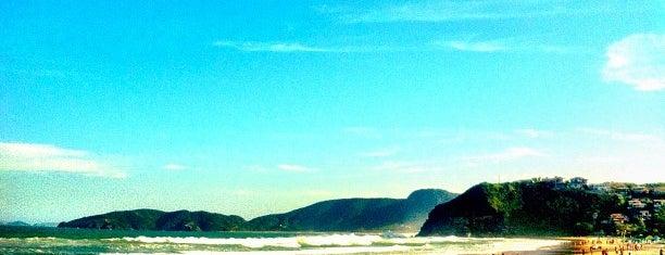 Praia de Geribá is one of Búzios RJ.