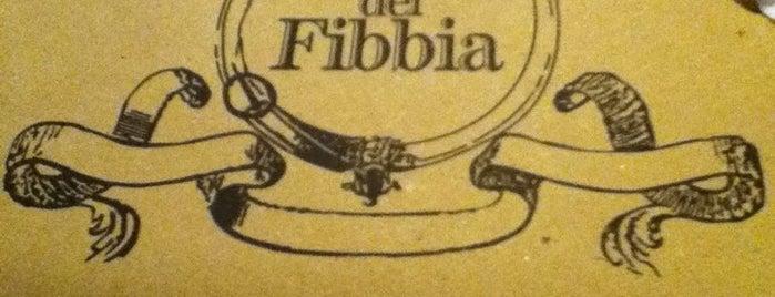 osteria del fibbia is one of cibo (trattorie & Co.).