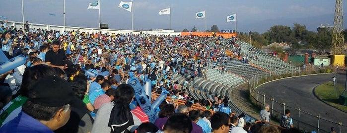 Estadio El Teniente is one of Para visitar en Rancagua.