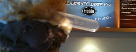 Freddo is one of Melhores Sorvetes do Brasil.