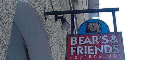 Bears & Friends is one of Munich.