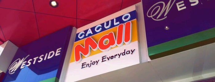 Caculo Mall is one of Best of GOA, #4sqCities.
