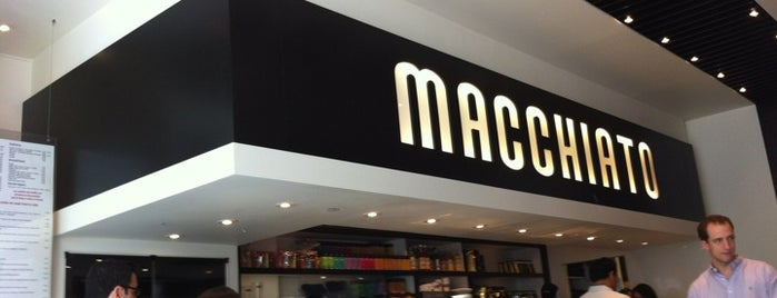 Macchiato Espresso Bar is one of Coffee.
