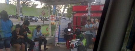 คิวรถตู้ / Big C Sakaeo is one of สระบุรี, นครนายก, ปราจีนบุรี, สระแก้ว.
