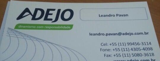 Adejo is one of Locais curtidos por Helio.