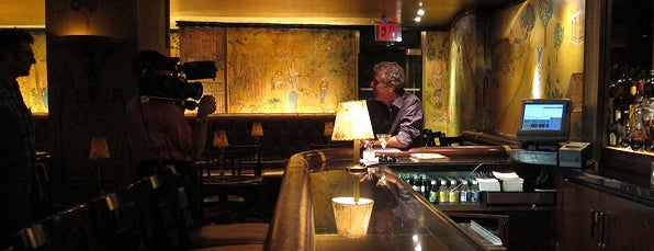 Bemelmans Bar is one of The Layover: New York.
