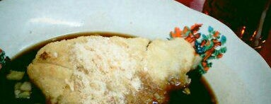 Pempek Palembang Abing is one of List Kuliner Jakarta.