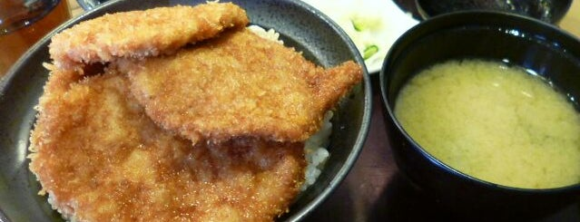 Tare-Katsu is one of Posti salvati di Hide.