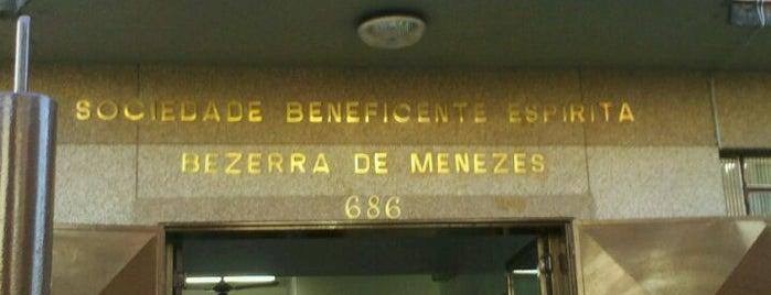 Sociedade Beneficente Espírita Bezerra de Menezes is one of สถานที่ที่ Daniele ถูกใจ.