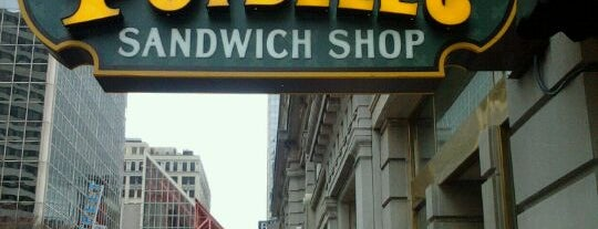 Potbelly Sandwich Shop is one of Where to Eat: Downtown.