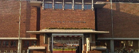 Olympisch Stadion is one of Amsterdam, best of..