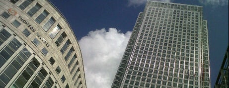One Canada Square is one of UK.