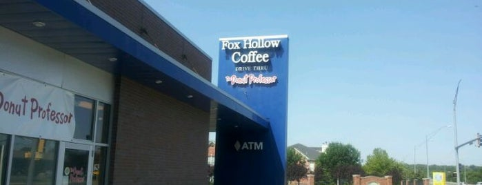 Fox Hollow Coffee is one of Locais curtidos por Klint.