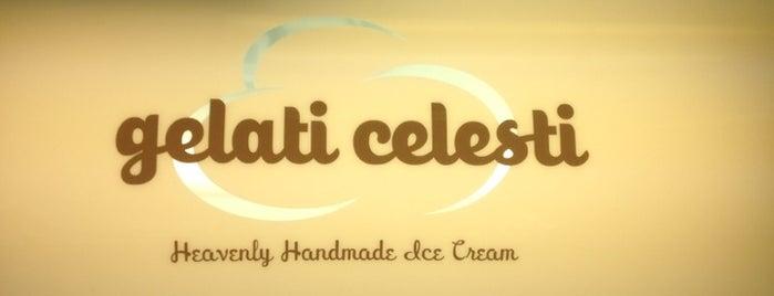 Gelati Celesti is one of Restaurants.