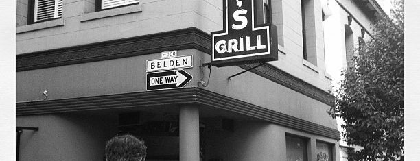 Sam's Grill & Seafood Restaurant is one of Pacific Old-timey Bars, Cafes, & Restaurants.