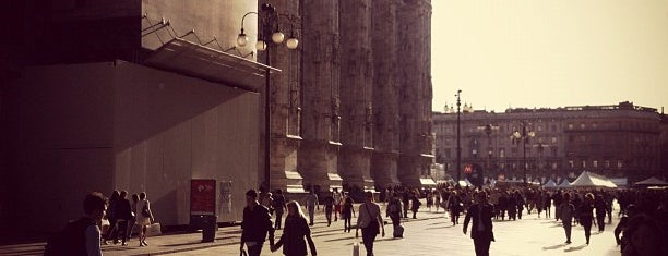Corso Vittorio Emanuele II is one of #SMW2014 #SMWMLN.